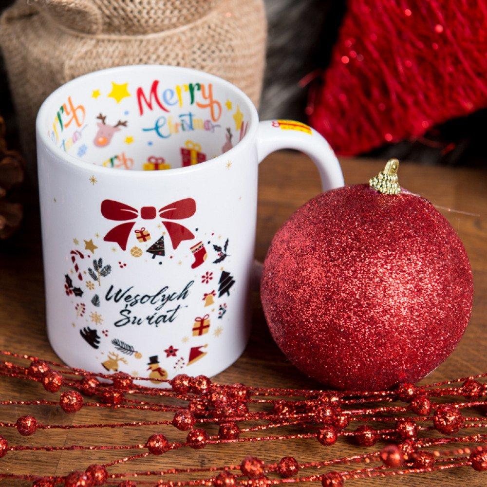 Set Świąteczny - CHRISTMAS