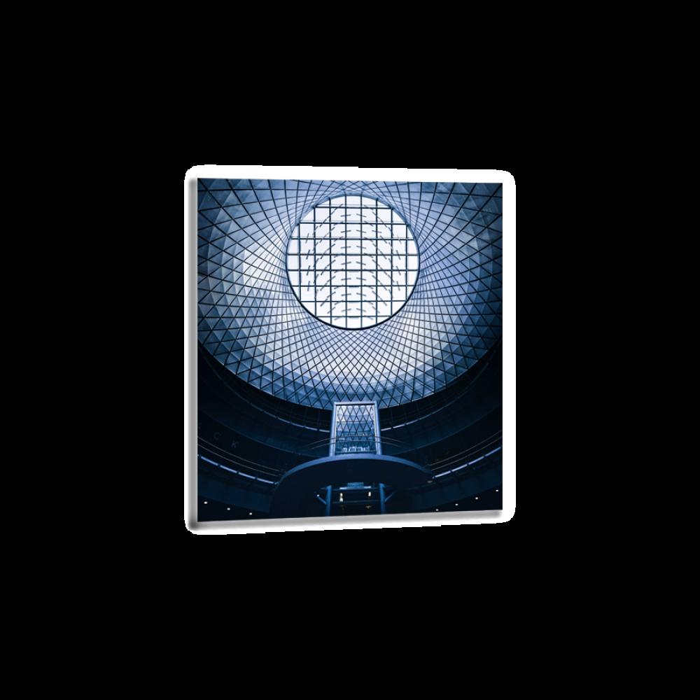 Foto-panel aluminiowy ścienny 22x24