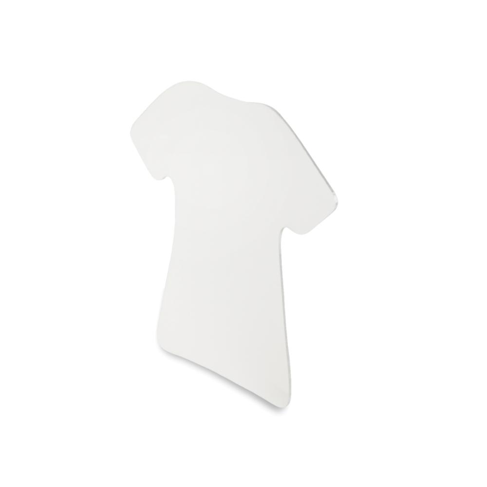 Brelok aluminiowy T-shirt