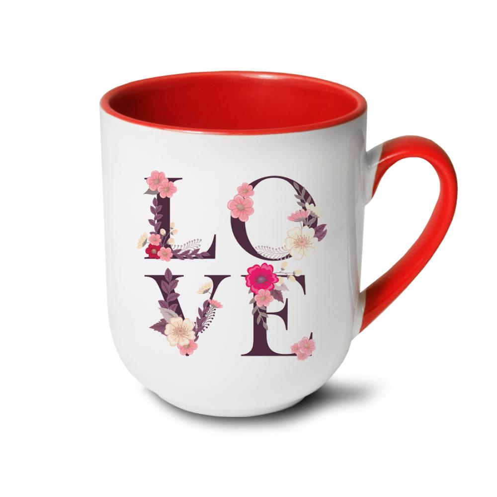 Kubek coffee Combo czerwony