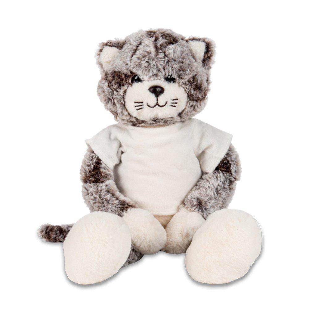 Maskotka Kot szarobrązowy