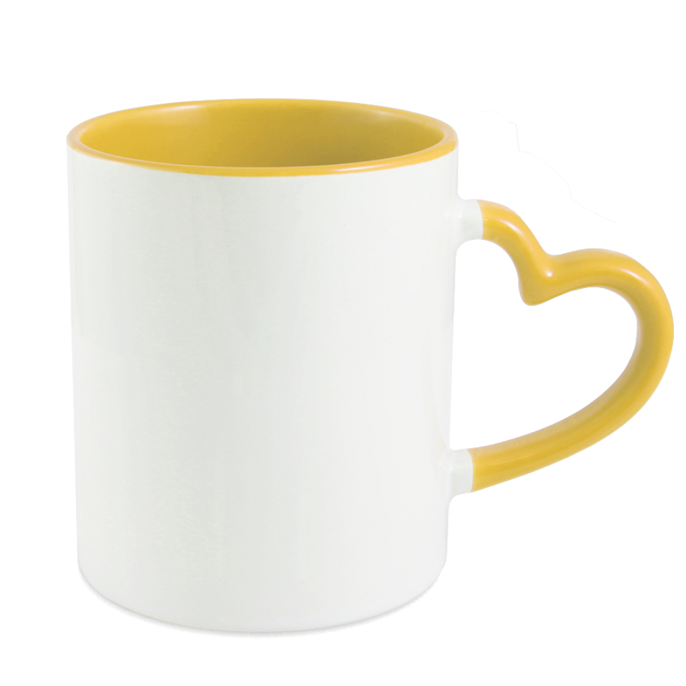 Kubek Eros żółty