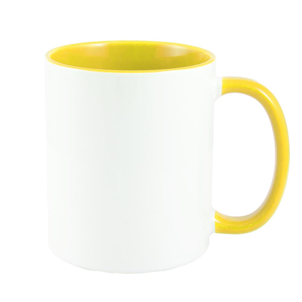 Kubek Gaja żółty