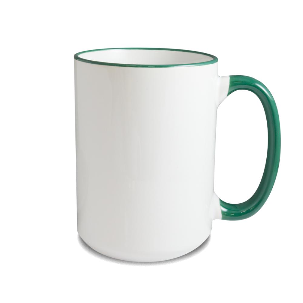 Kubek Hermes XL zielony