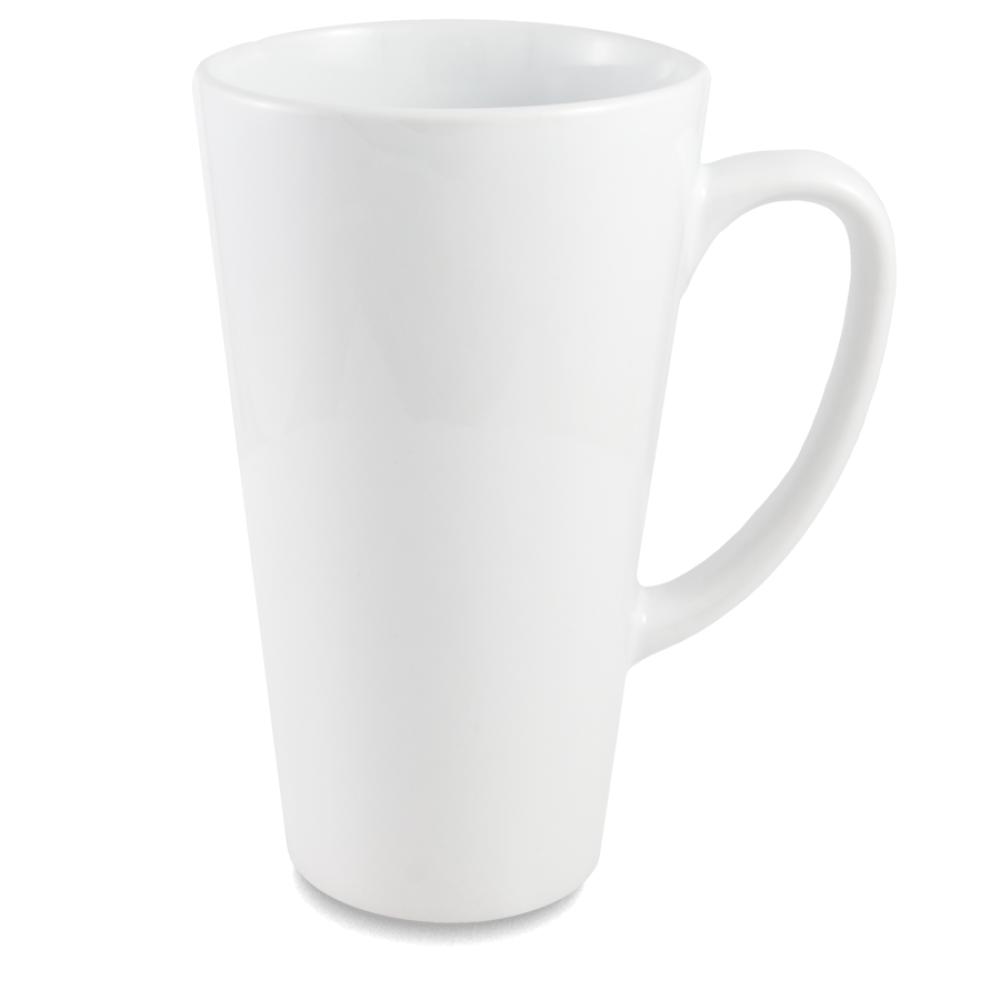 Kubek latte duży