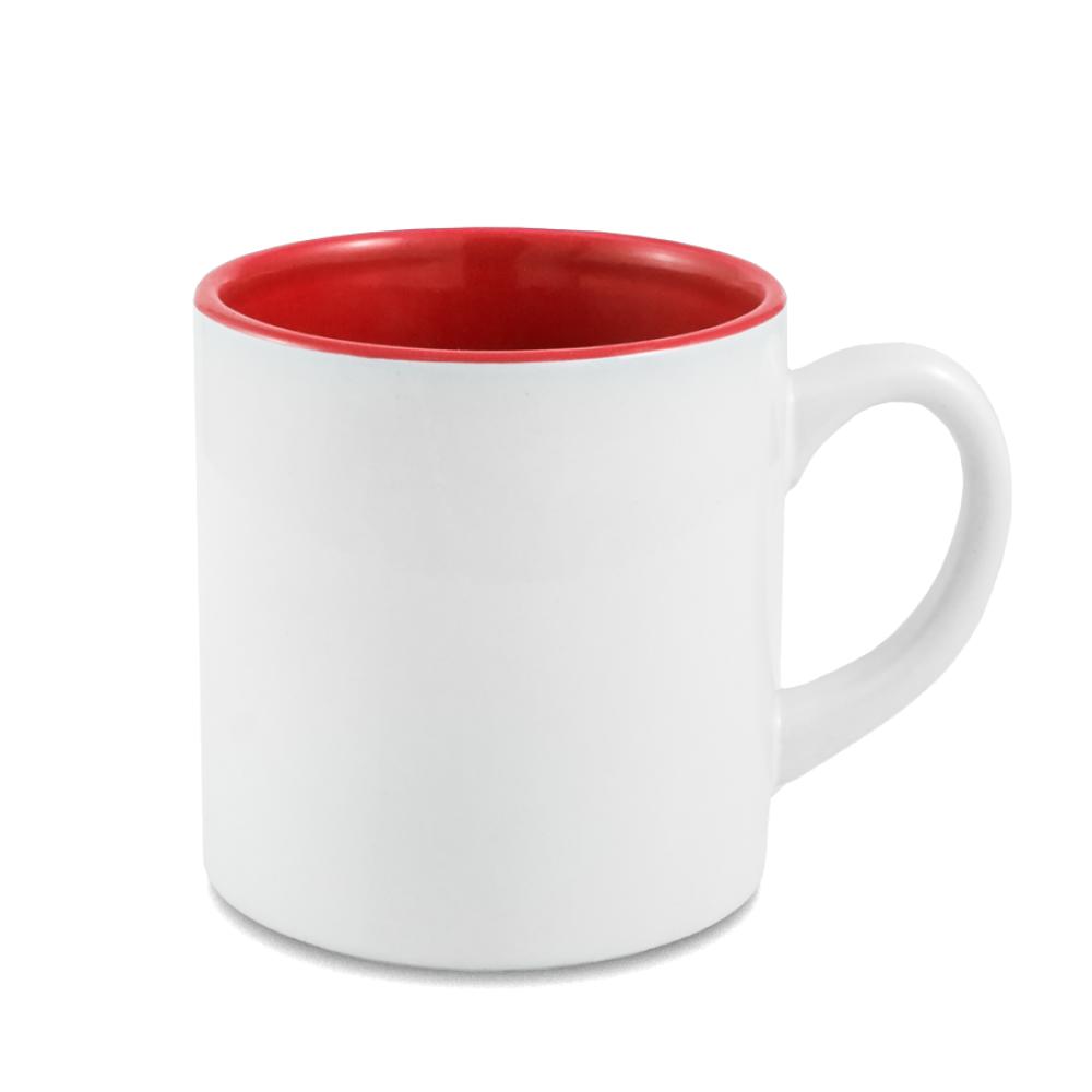 Kubek mini czerwony