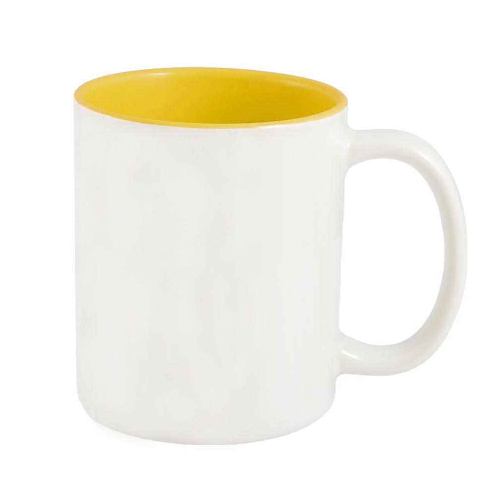 Kubek Olimp żółty