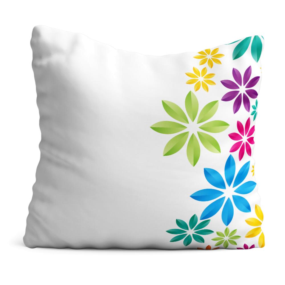 Poduszka Kwiatki Simple