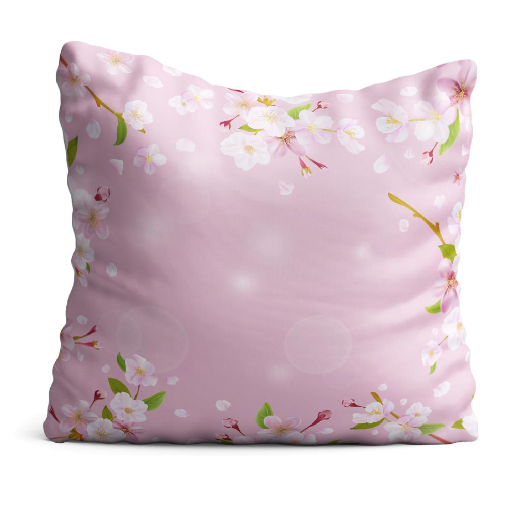 Poduszka Kwiaty wiśni