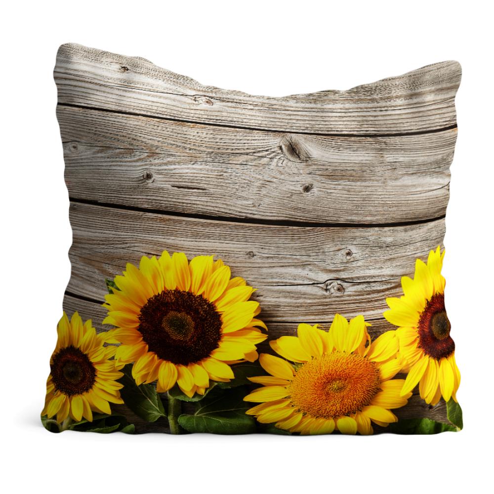 Poduszka Słoneczniki