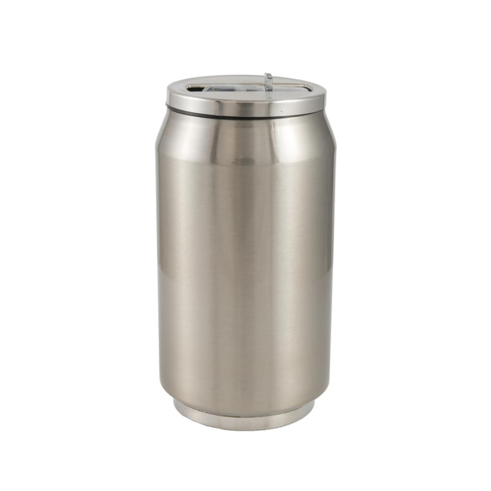 Puszka termiczna S srebrna