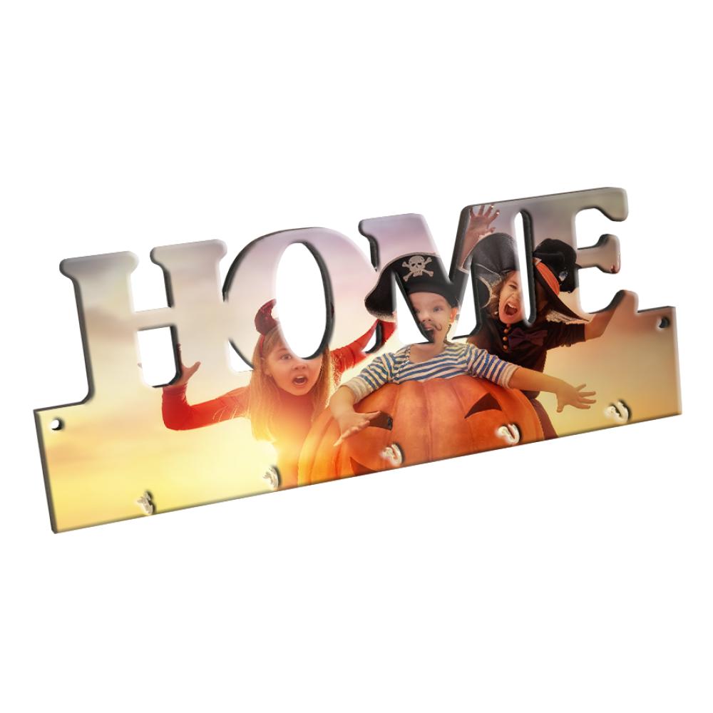 Wieszak na klucze MDF HOME