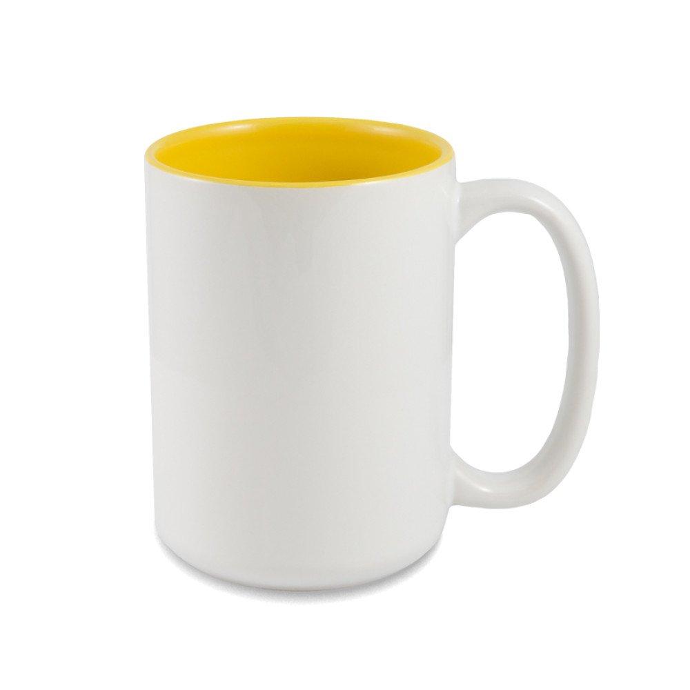 Kubek Olimp XL żółty