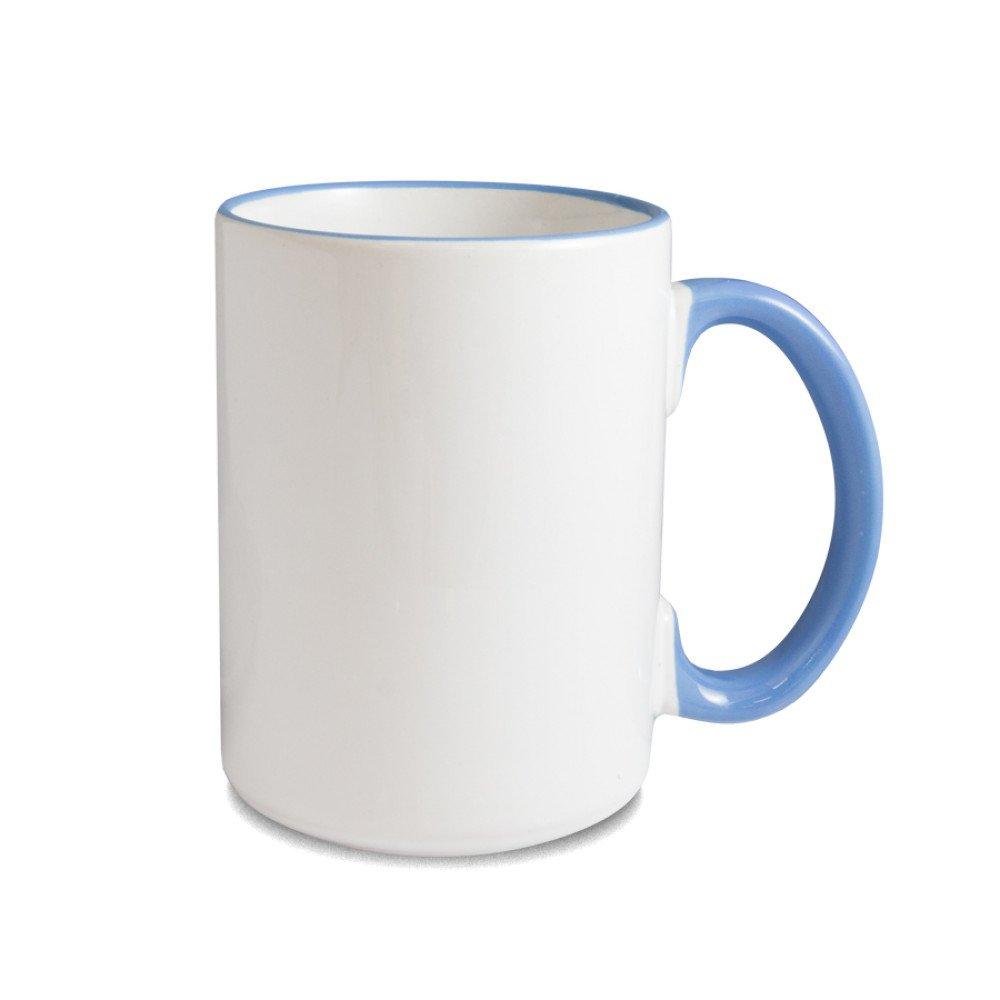 Kubek Hermes XL jasnoniebieski