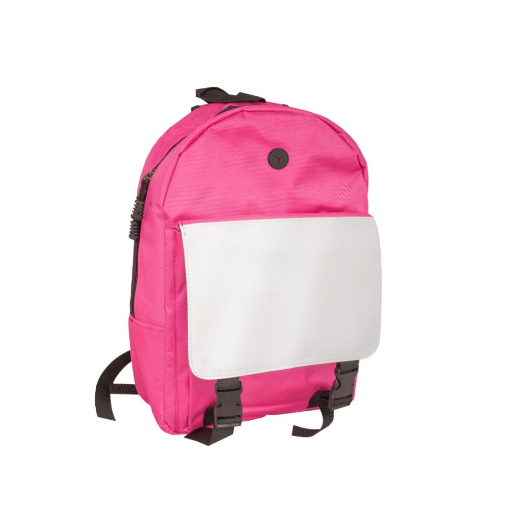 Plecak różowy