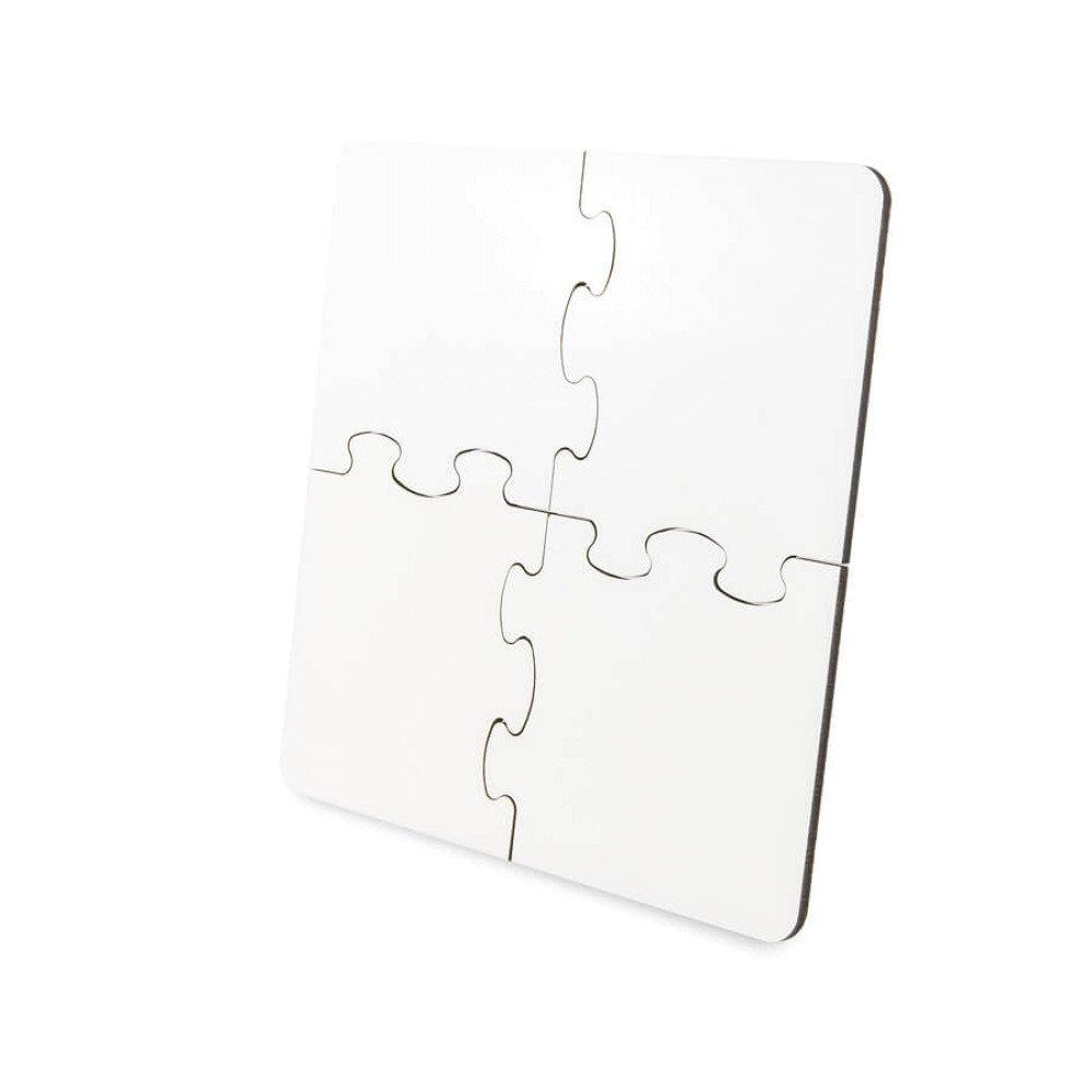 Podkładki pod kubek - puzzle 4 elementy