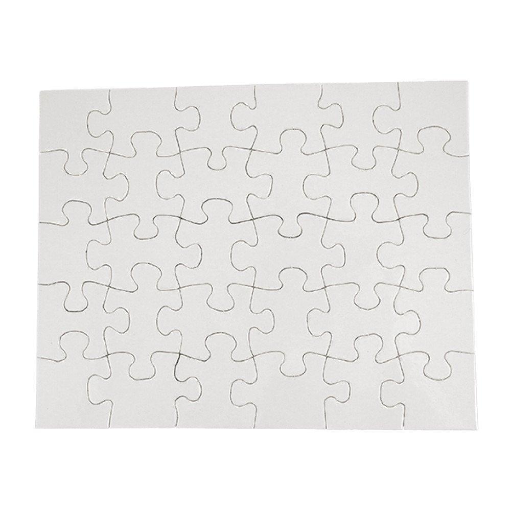 Puzzle magnetyczne 63 el.
