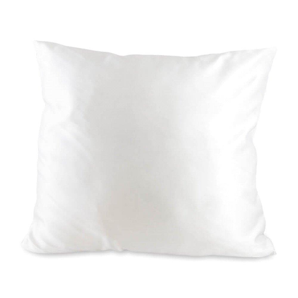 Poduszka satynowa mała z nadrukiem + wkład
