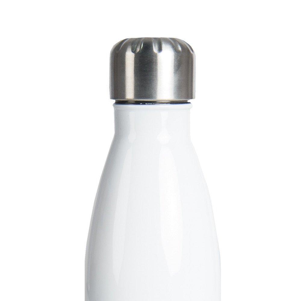 Stalowa Butla Bowling 500ml biała