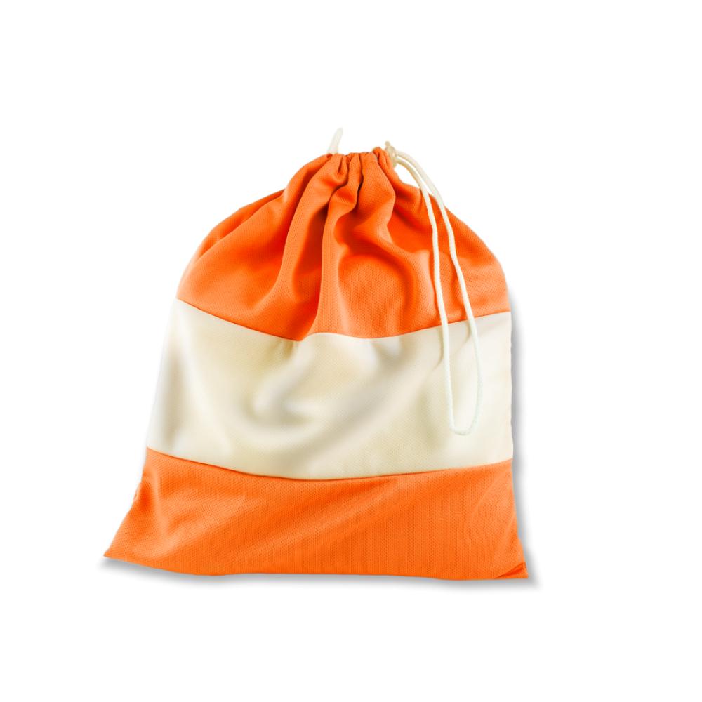 Worek na kapcie pomarańczowy