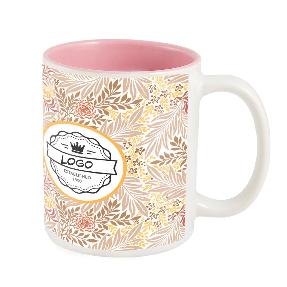 Kubek Olimp różowy