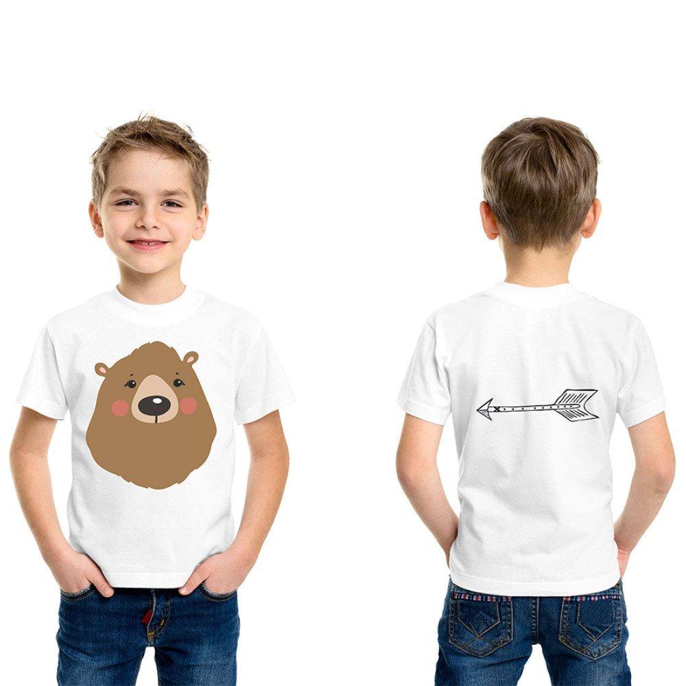 Koszulka Dziecięca Subli poliester